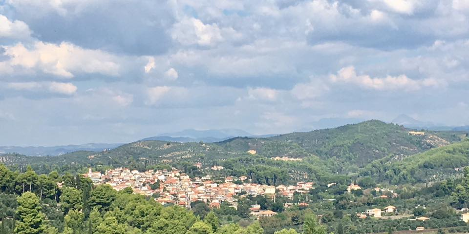Top Ten Places to Visit in Mainland Greece Krestena 1